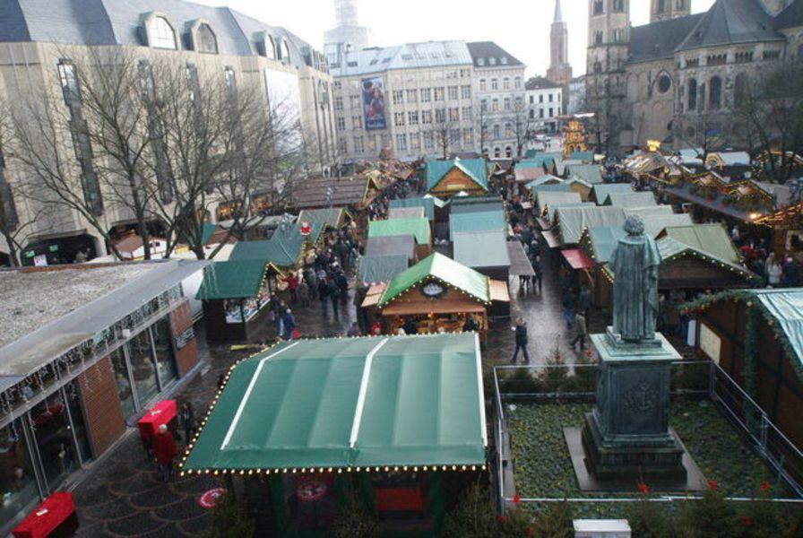 Weihnachtsmarkt Bonn.Anreise Vom Weihnachtsmarkt Bonn